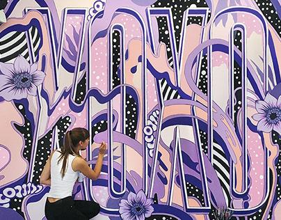 XOXO at Lamington Drive Gallery