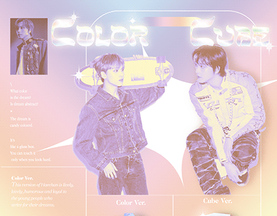 *Color Cube///For NCT HAECHAN
