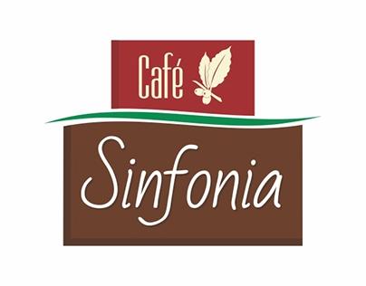 Logotipo Café Sinfonia
