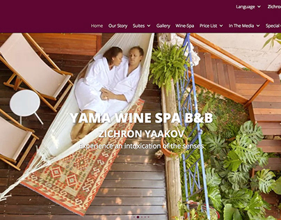 Yama Wine Spa B&B