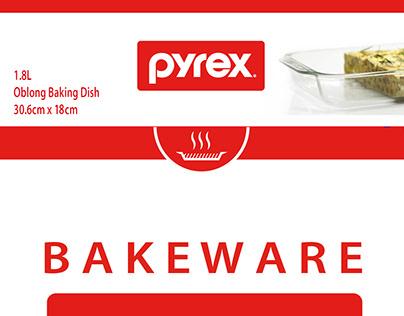 Pyrex Sleeve Design