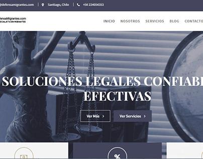 Escritorio Juridico - Chile