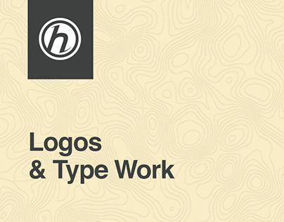 Logos & Type Work