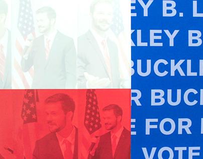 Alterego - Buckley B. Lee for President