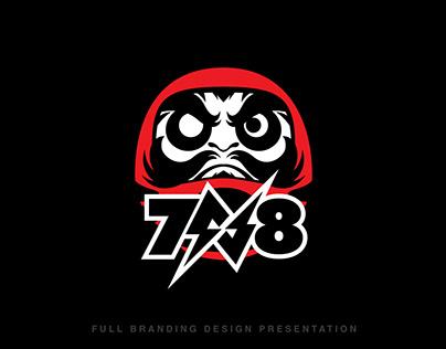7^8v Branding Design