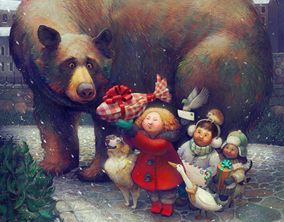 Presents for the Bear