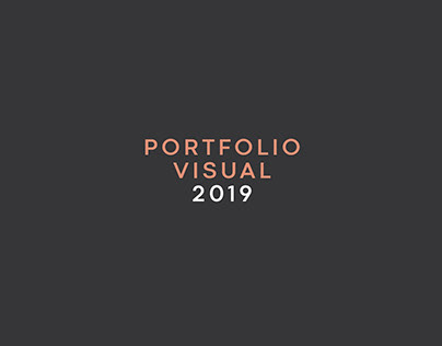 Portfolio Visual 2019
