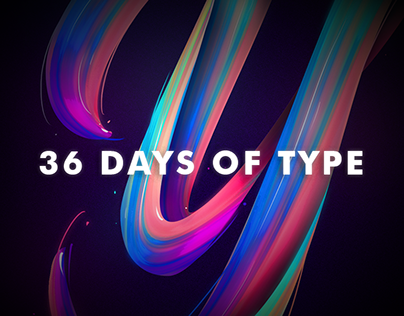 36 days of type x @hey.morgan
