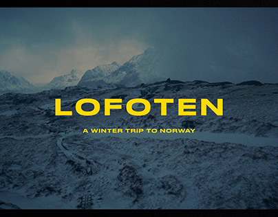 Lofoten Travel Moodfilm
