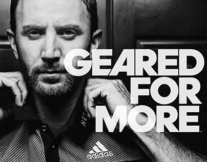 Adidas Golf 2017 - GEARED FOR MORE