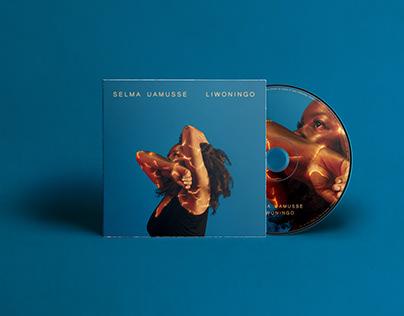 """Selma Uamusse """"Liwoningo"""" Album Artwork"""