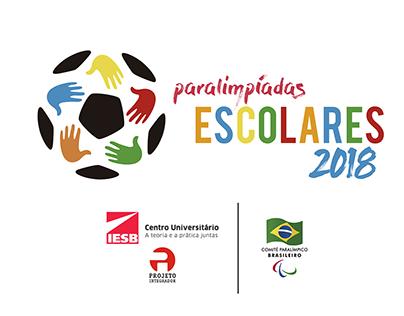 Paralimpíadas Escolares 2018