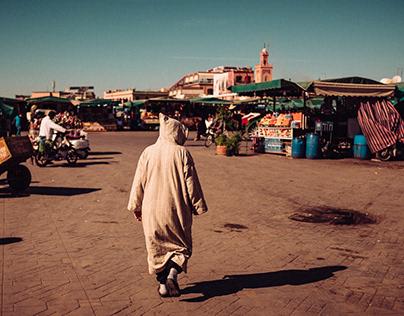 Lost my heart in Marrakech