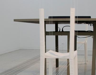 """+2,-2. Laboratorio Cano 3 """"En Estado de Ruina"""", 2015"""