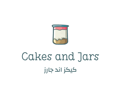 Cakes and Jars - Logo design