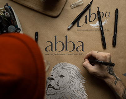 ABBA | Logo and Visual Identity