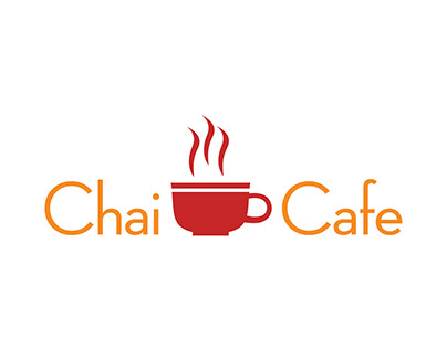 Chai Cafe Logo Design