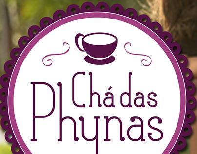 Redesign Chá das Phynas