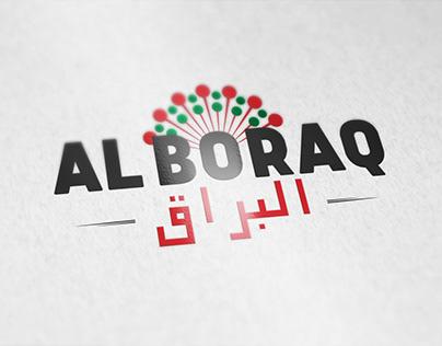 AL BORAQ البراق Logo Concept for Morocco TGV Train ONC