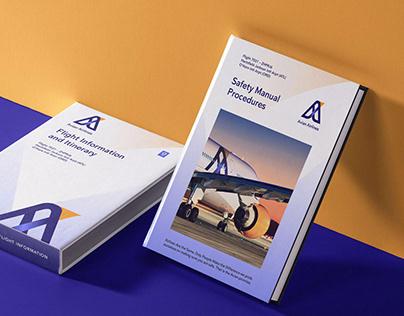 Avian Airlines Branding