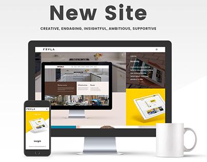 New Site Fryla