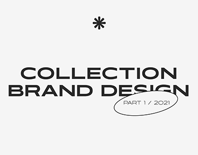 BRAND COLLECTION / PART1-2021