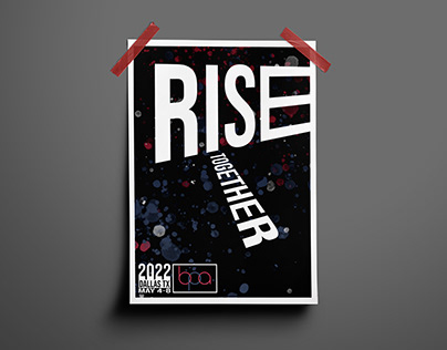 Rise Together | Graphic Design Promotion