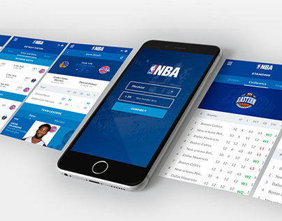NBA Web Portal