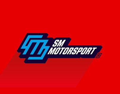 SM Motorsport – Brand Identity