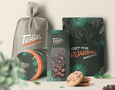 Espresso Tigrato - Identity Design