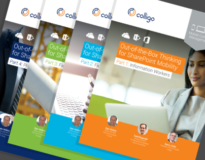 Colligo - Mobile Content Management eBooks