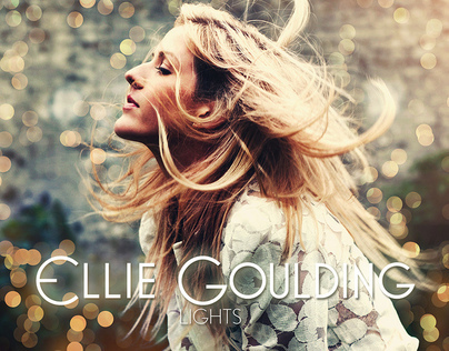 """Ellie Goulding """"Lights"""""""