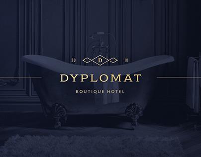 Dyplomat - Indentity based on the Customer Journey Map