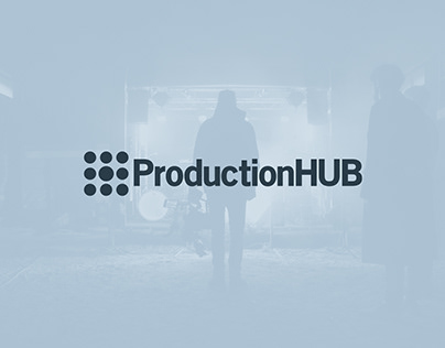 ProductionHUB — Website Redesign