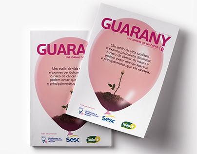 Projeto Editorial - Jornal O Guarany