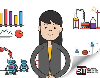 SIT - Explainer Video Animation