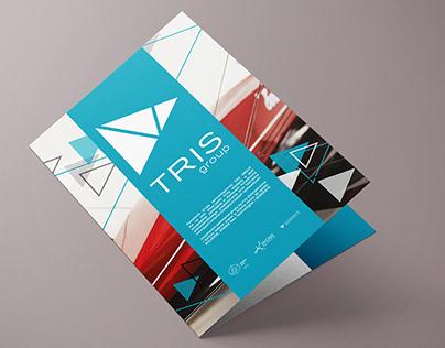 TRIS Group – folder informacyjny