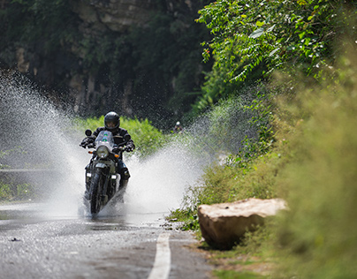 Royal Enfield Tour of Uttarakhand '17