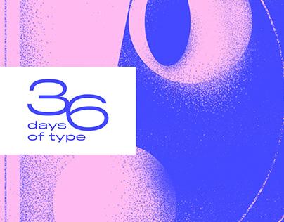 36 days of type _19