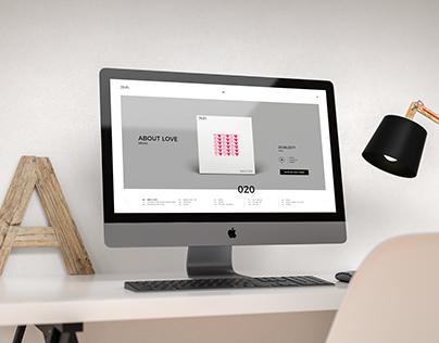 Redesign // Druks Website