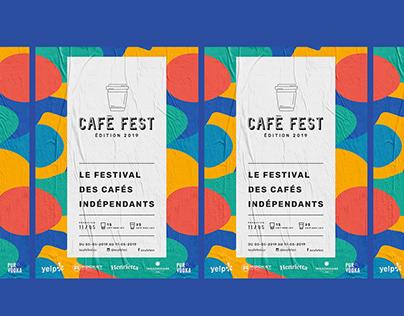 Le Café Fest 2019 - Festival des cafés indépendants