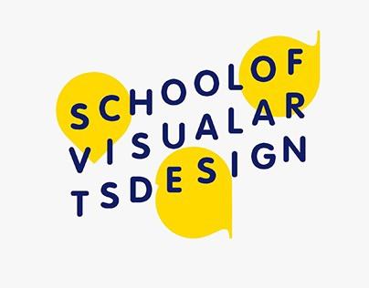 廣州美術學院視覺藝術設計學院本科畢業展 視覺VI