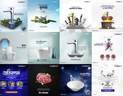 Social Media Post - Turkio - Premium Bathware