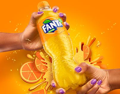 Fanta Re-Brand