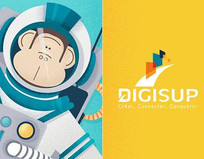 Webdesign Responsive Digisup Marketing School