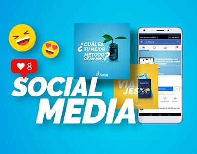 YUNTAS - Social Media Design