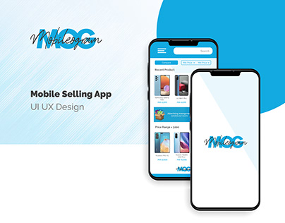 UI UX Design MOG