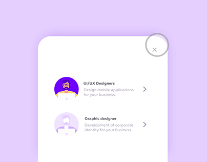 Search designer