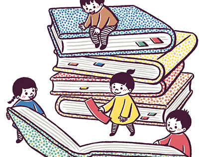 "cover illustration for ""mirai"""