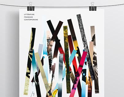 Affiche Manufacture de livres